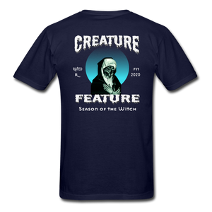 Creature Feature Show Season of the Witch - navy