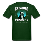 Creature Feature Show Season of the Witch - forest green