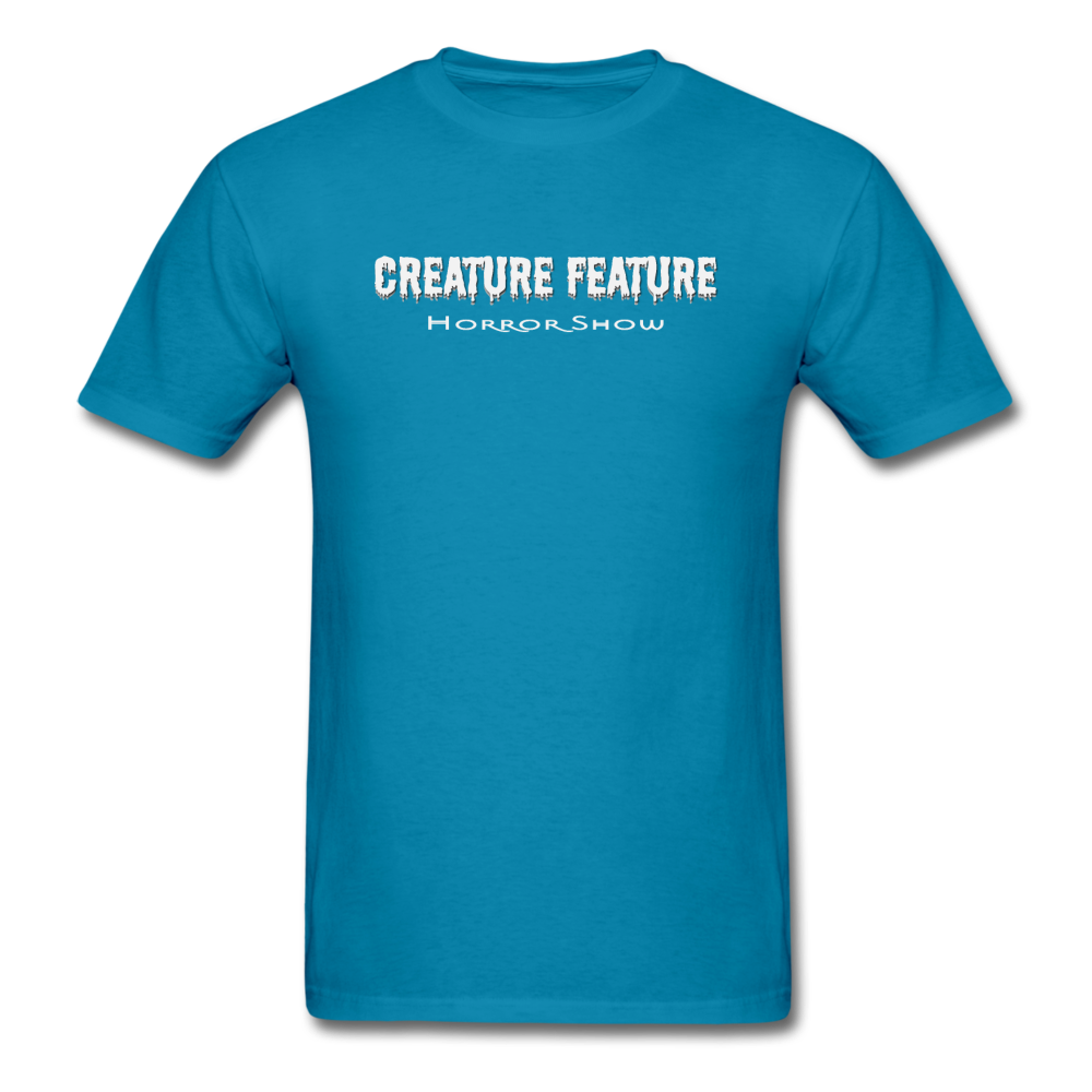 Creature Feature Show Season of the Witch - turquoise