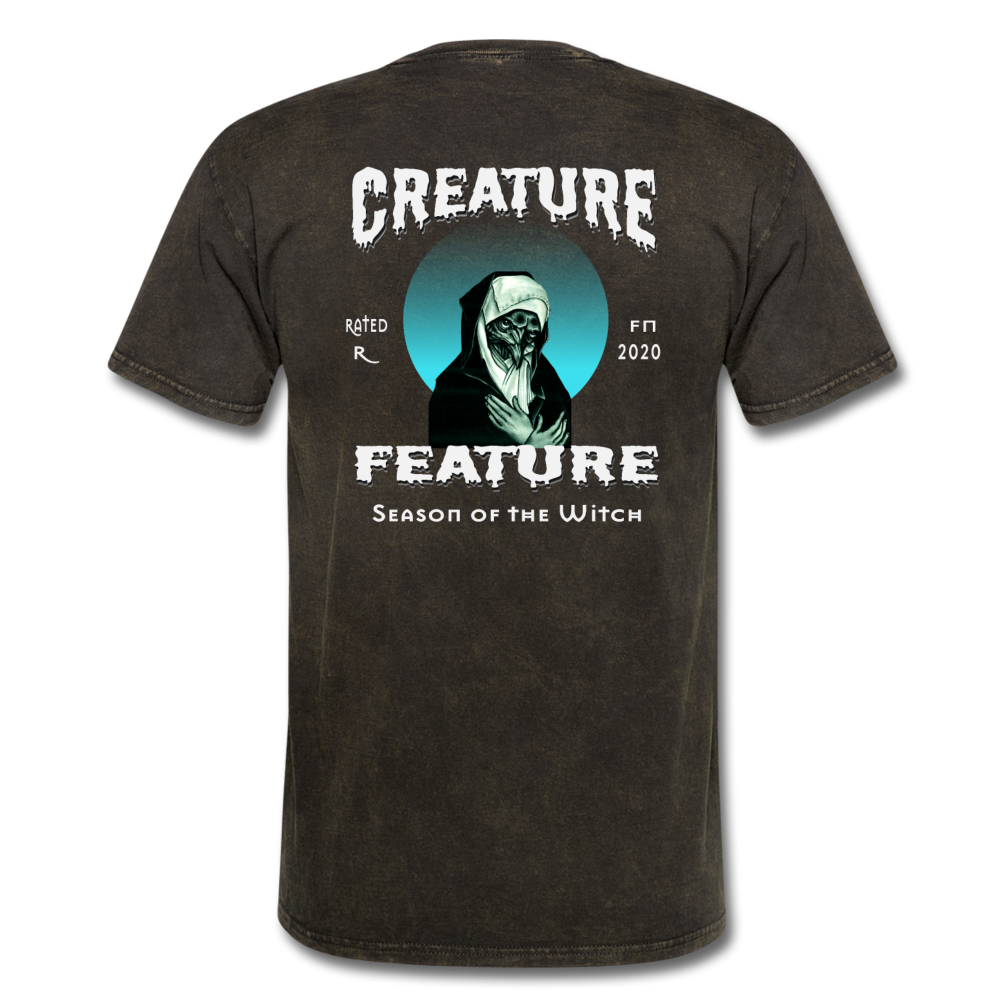 Creature Feature Show Season of the Witch - mineral black