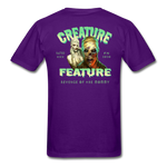 Creature Feature Show Revenge of the Mommy - purple