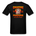 Creature Feature Show Curse of the Vampire - black