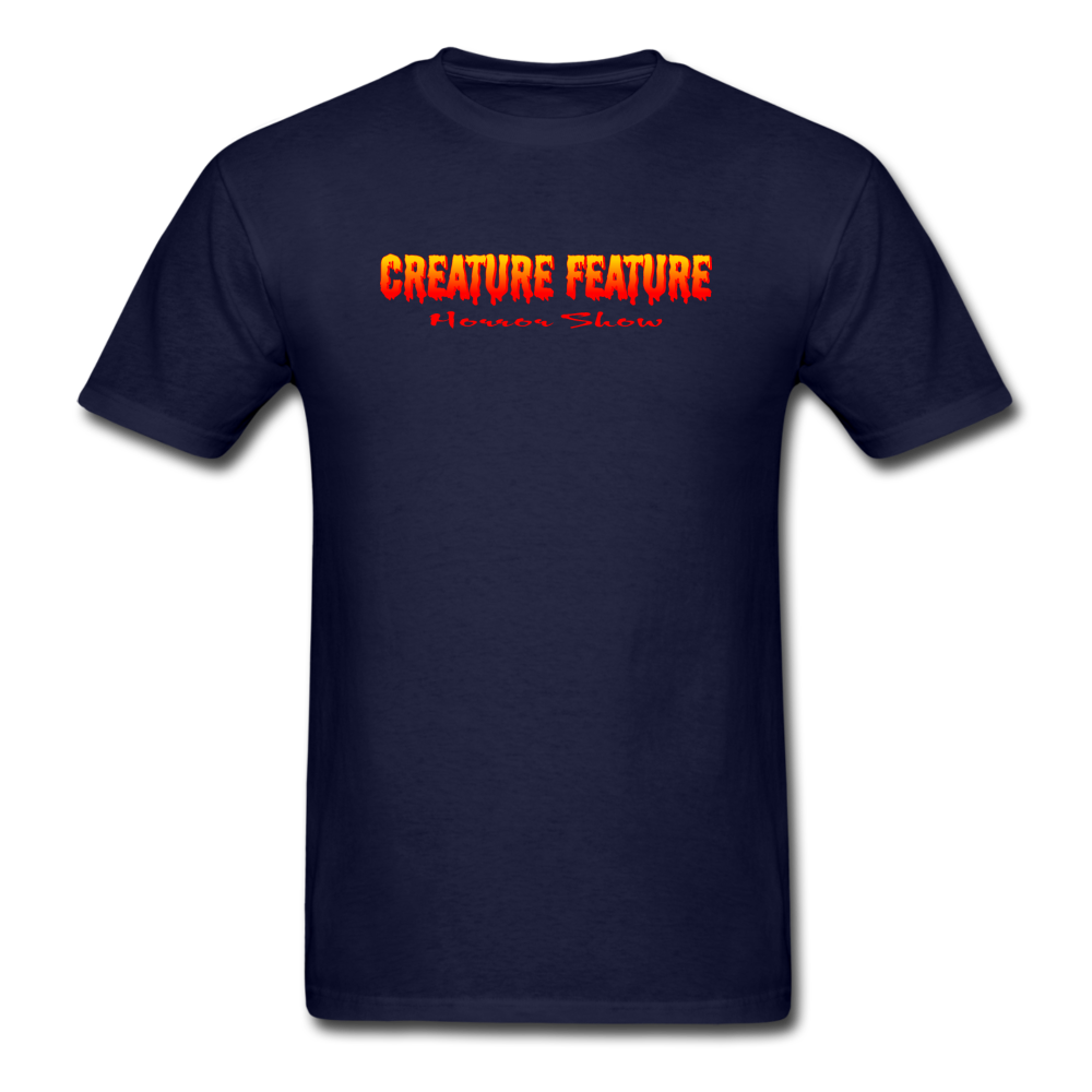 Creature Feature Show Curse of the Vampire - navy
