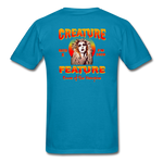 Creature Feature Show Curse of the Vampire - turquoise