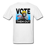 Vote Them Out - white