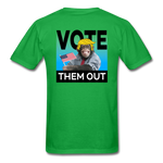 Vote Them Out - bright green