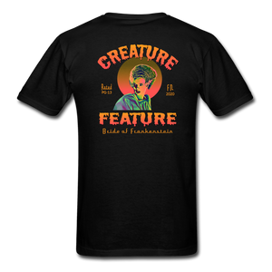 Creature Feature Show Bride of Frankenstein - black