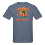 Creature Feature Show Bride of Frankenstein - denim
