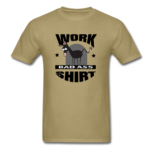 Bad Ass Work Shirt - khaki