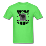 Bad Ass Work Shirt - kiwi