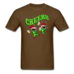 Cheers Elves Unisex Classic T-Shirt - brown