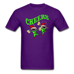 Cheers Elves Unisex Classic T-Shirt - purple
