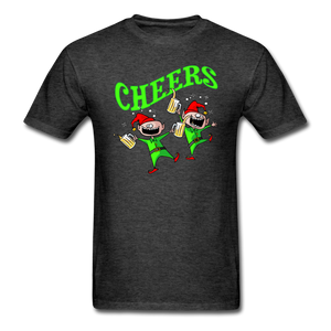Cheers Elves Unisex Classic T-Shirt - heather black