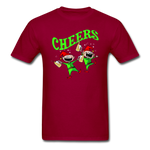Cheers Elves Unisex Classic T-Shirt - dark red