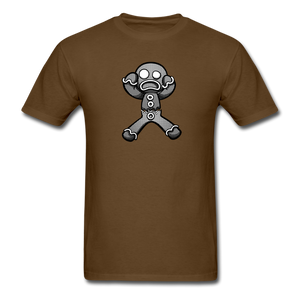 Unisex Classic T-Shirt - brown