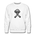 Ginger Nightmare Premium Sweatshirt - white