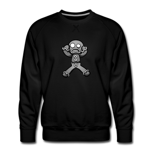 Ginger Nightmare Premium Sweatshirt - black