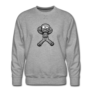 Ginger Nightmare Premium Sweatshirt - heather gray