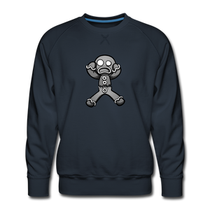 Ginger Nightmare Premium Sweatshirt - navy