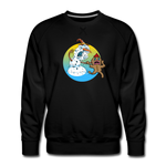 Run Run Premium Sweatshirt - black