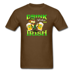 Drink Like The Irish 3 - brown