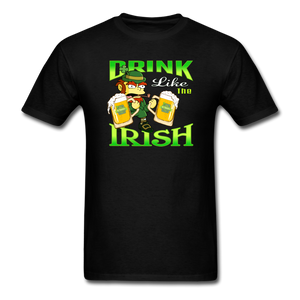 Drink Like The Irish 3 - black