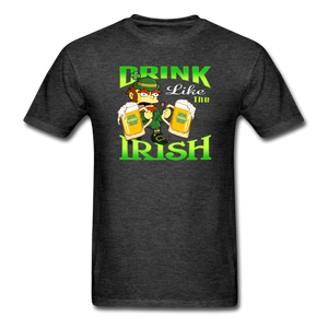 Drink Like The Irish 3 - heather black