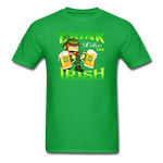 Drink Like The Irish 3 - bright green