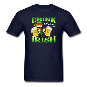 Drink Like The Irish 3 - navy