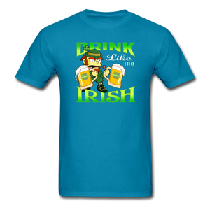 Drink Like The Irish 3 - turquoise