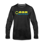 ABR Long Sleeve - charcoal gray