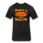Enjoy a Whooppie Hairy Pie - black