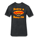 Enjoy a Whooppie Hairy Pie - heather black