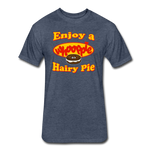 Enjoy a Whooppie Hairy Pie - heather navy