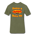 Enjoy a Whooppie Hairy Pie - heather military green