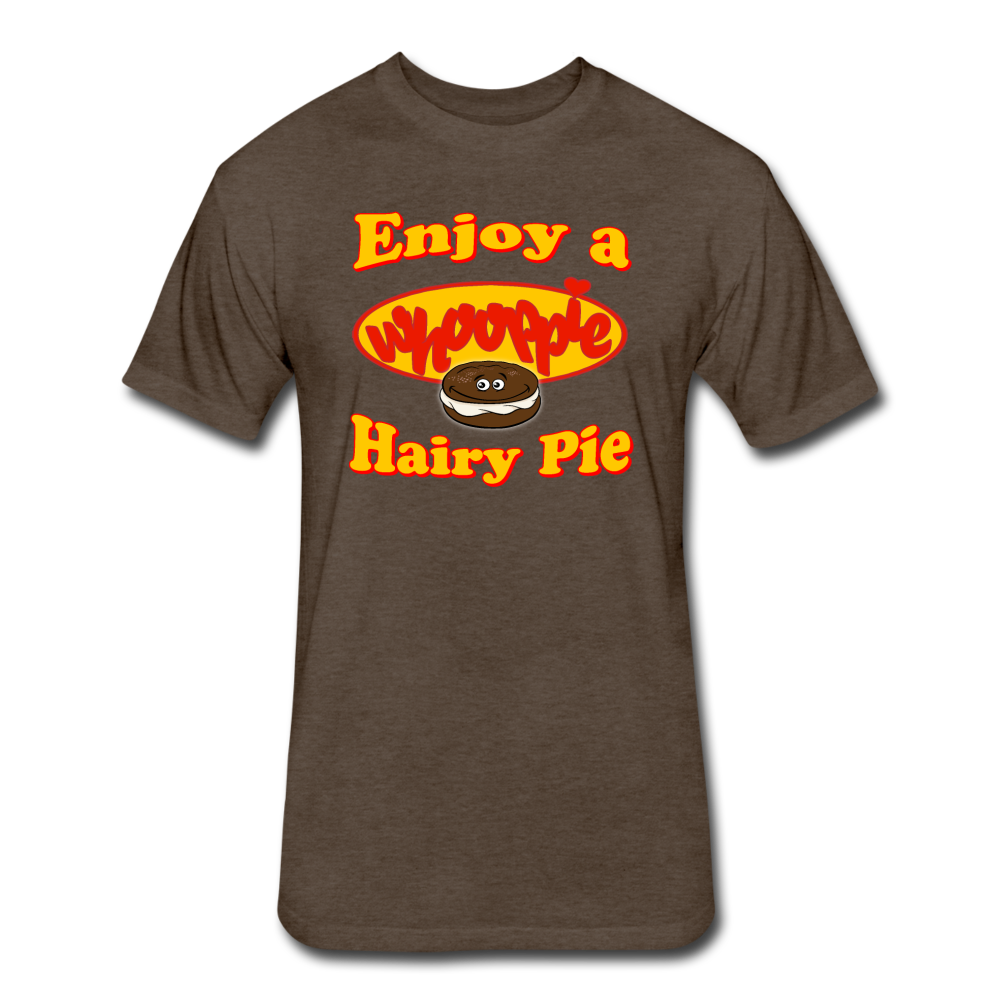 Enjoy a Whooppie Hairy Pie - heather espresso