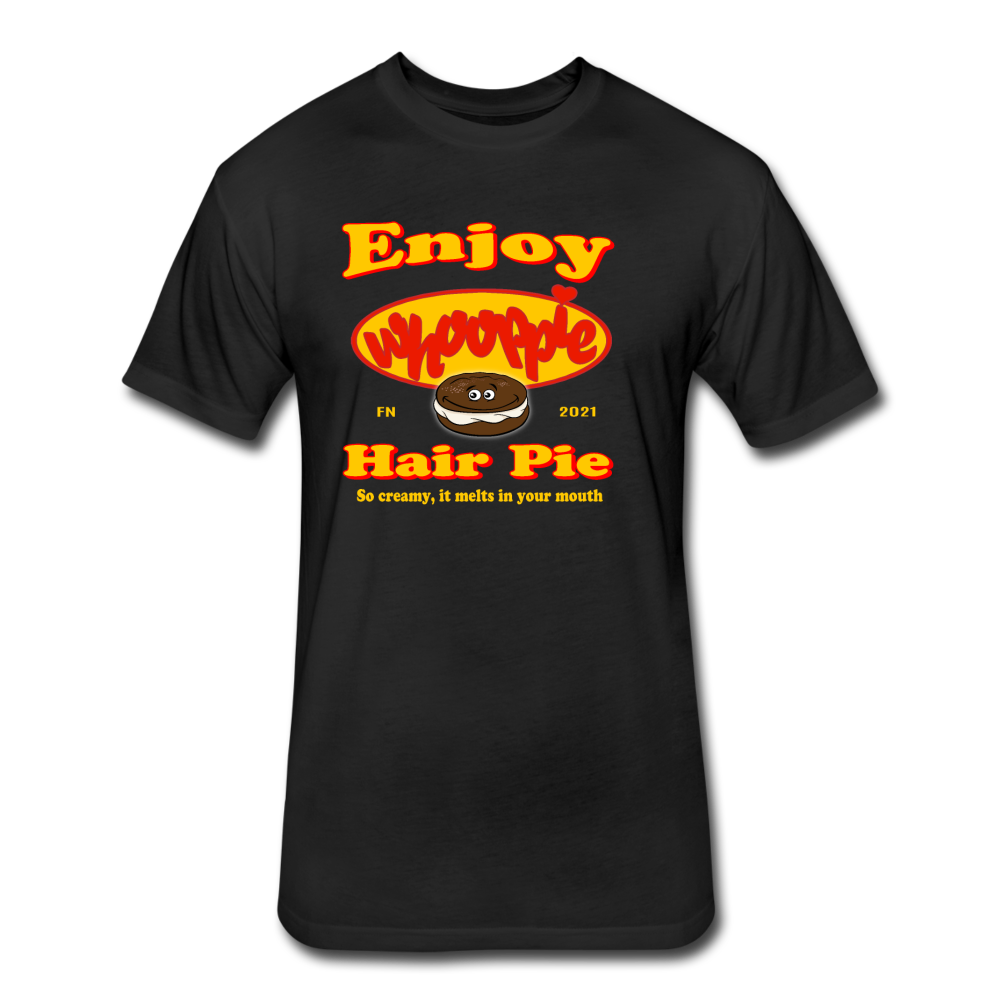 Whooppie Hair Pie - black