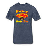 Whooppie Hair Pie - heather navy