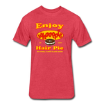 Whooppie Hair Pie - heather red