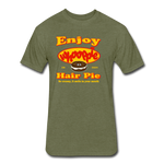 Whooppie Hair Pie - heather military green