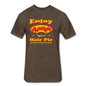 Whooppie Hair Pie - heather espresso