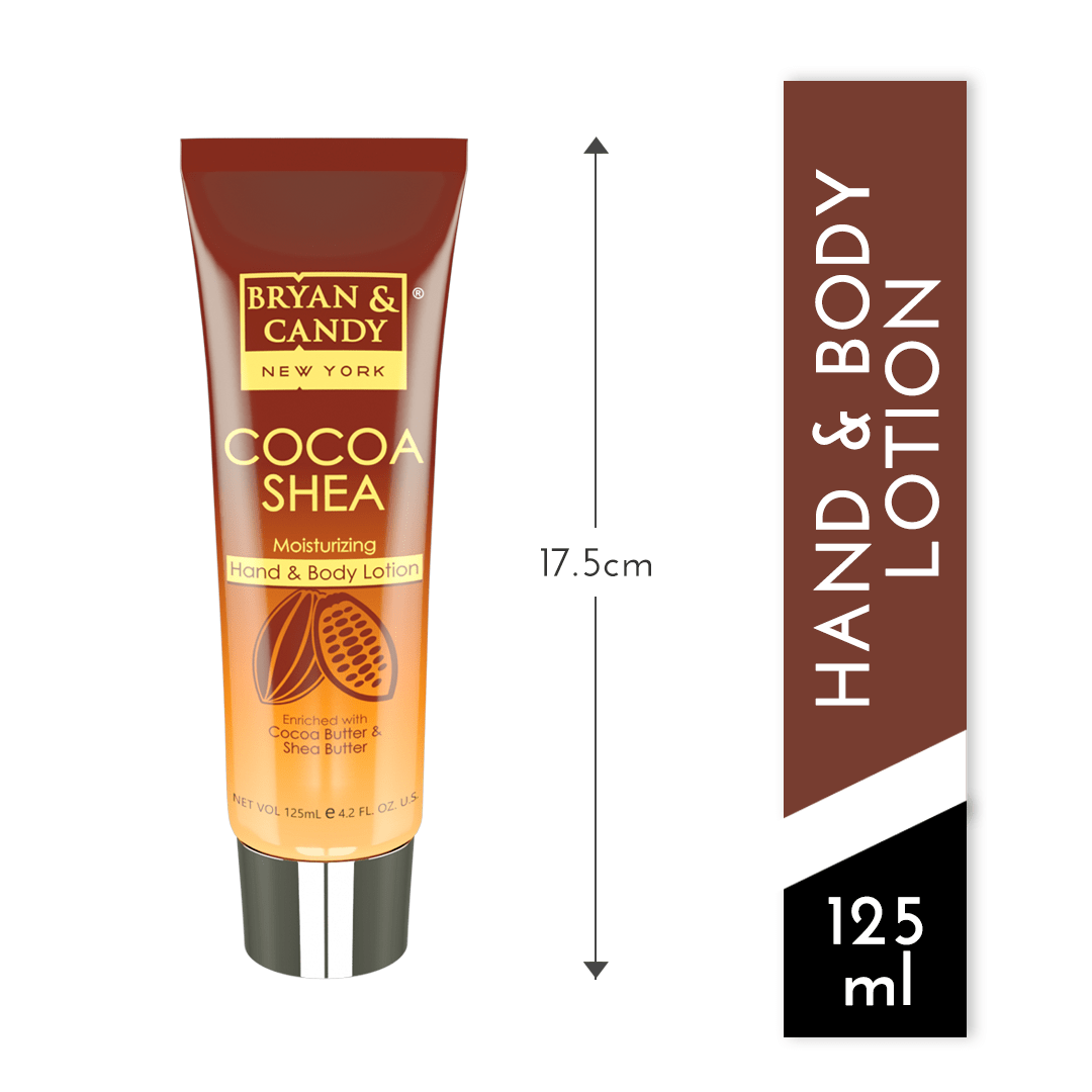 Cocoa Shea Hand & Body Lotion measurement