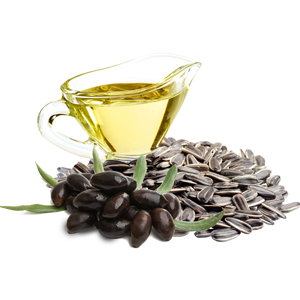 Olive Fruit Oil & Sunflower seed