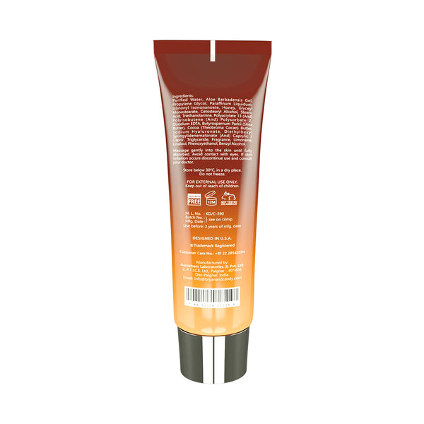 COCO & SHEA - Hand & Body Lotion - Back