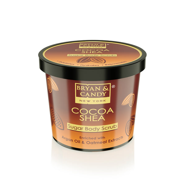 Cocoa & Shea - Sugar Body Scrub 200gm