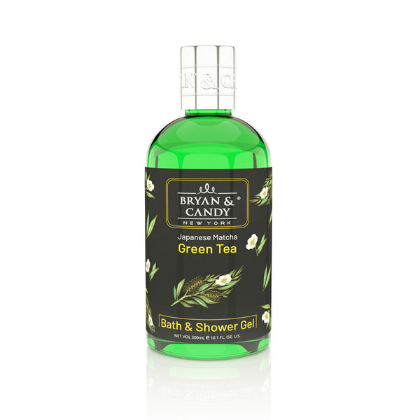 Green Tea for BATH & SHOWER GEL
