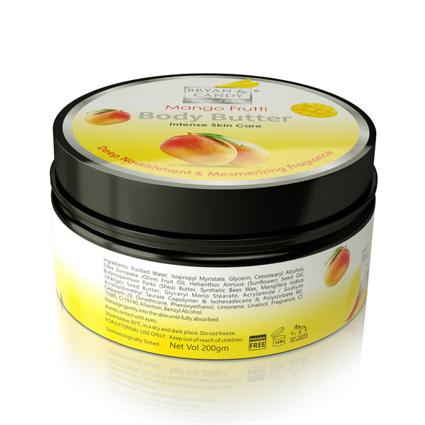 Mango Frutti - Body Butter 200gm
