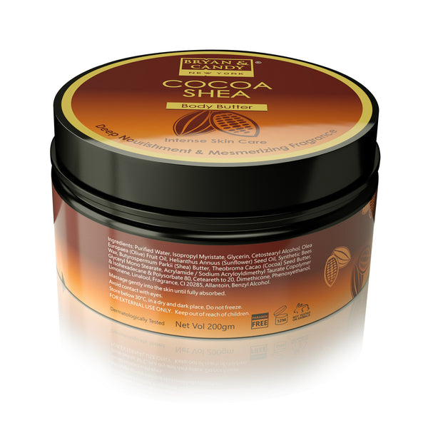 Cocoa & Shea - Body Butter 200gm