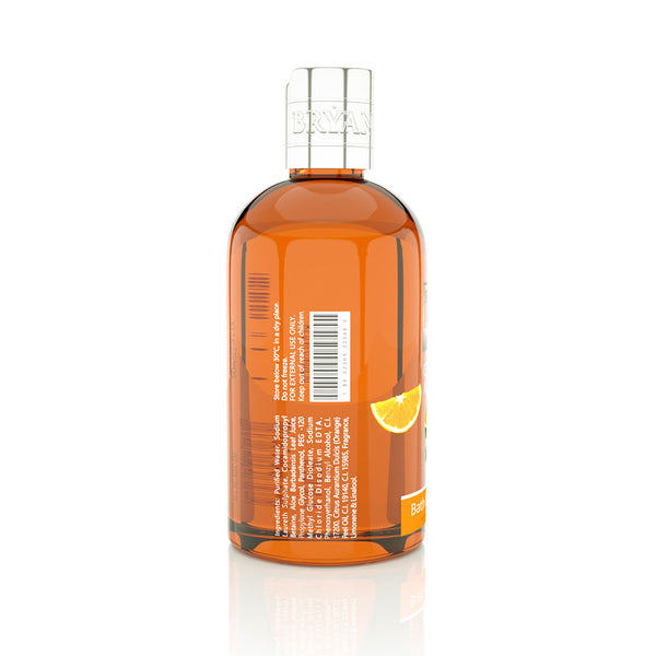 ORANGE & MANDARIN for BATH & SHOWER GEL - Right