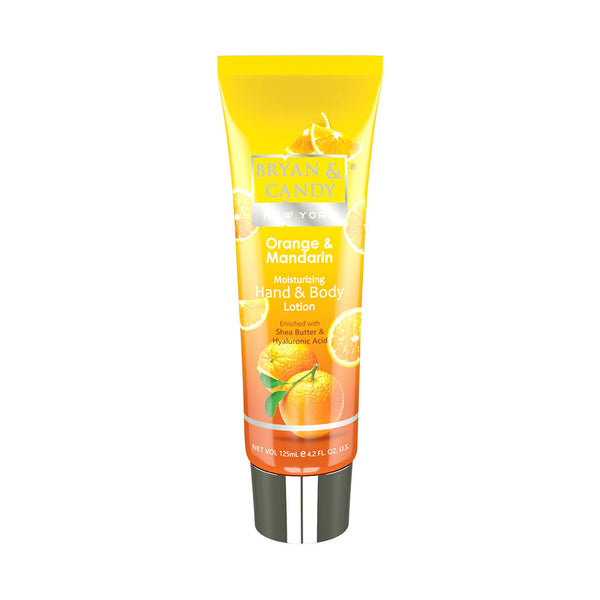 ORANGE & MANDARIN for Hand & Body Lotion